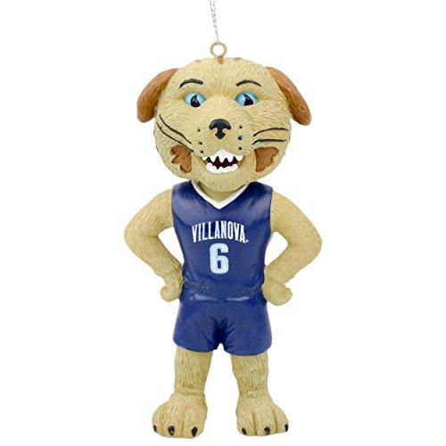 Forever Collectibles Will D. Cat Villanova Wildcats Ornament Bobblehead Ornament