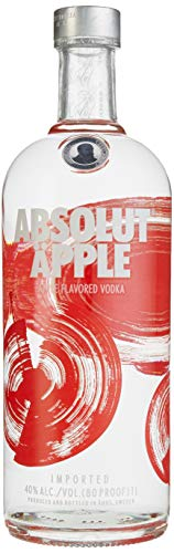 Absolut Wodka Apple (1 x 1 l)
