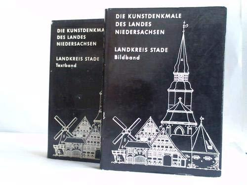 Die Kunstdenkmale des Landkreises Stade. Text- und Bildband. 2 Bände