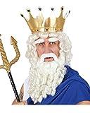 Zeus parrucca Set