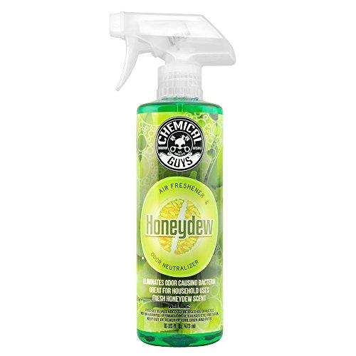 Chemical Guys AIR_220_16 Honeydew Premium Air Freshener and Odor Eliminator (16 oz)