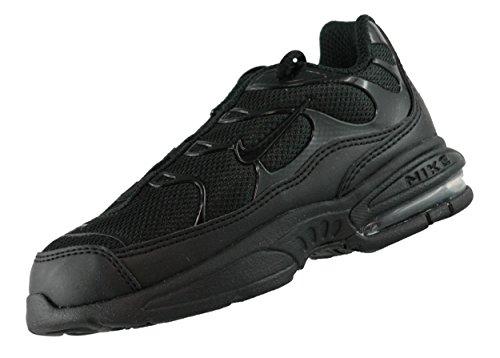 Nike Little Air Max Plus 314730 009 - Scarpe da bambino, colore: Nero, Nero (Nero ), 26 EU
