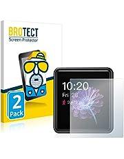 BROTECT 2x Antireflecterende Beschermfolie compatibel met FiiO M5 Anti-Glare Screen Protector, Mat, Ontspiegelend
