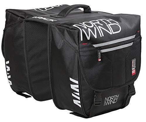 Northwind Doppeltasche iRack 2 schwarz