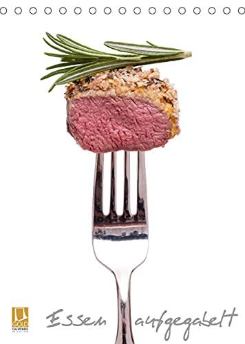 Essen aufgegabelt (Tischkalender 2022 DIN A5 hoch)