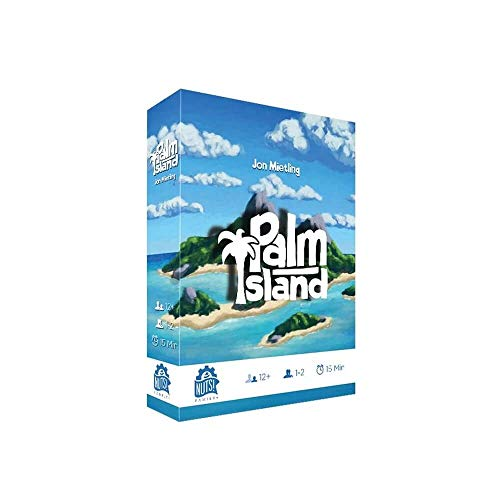 puissant Éditions Nut – Palm Island
