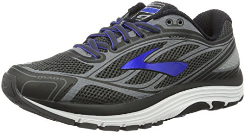 Brooks Dyad 9, Zapatillas de Running para Hombre, Gris (Asphaltelectric Blue B 1d038), 40.5 EU