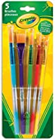 Crayola Assorted Premium Paint Brushes