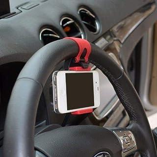 متعدد الوظائف حامل الهاتف النقال / جبل / كليب / الابزيم مقبس حر اليدين على المقود السيارات