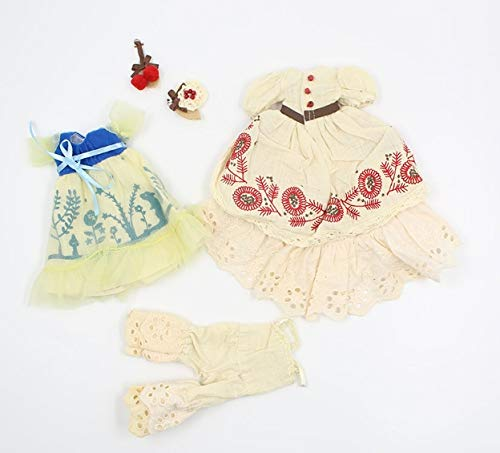 Studio one Lovely Set Dress Cloth for Blythe Doll 1/6 30cm Normal Joint ICY Doll Azone licca Body