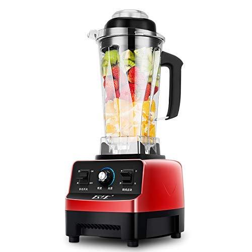 ZHAO Ice Crusher, Ice Blender, 1000w, 6 Klingen, Edelstahl-EIS-Crusher, 28000 RPM Multifunktionale Essen Smoothie Blender