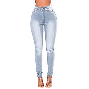 Women's Jeans,  High Waist, Butt Lift, Skinny Jeans,Stretch Slim  Den...