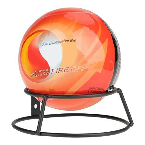 Zyyini Estintore a Sfera, Anti-Fire-Ball Stop Fire Loss Tool Sicurezza Non tossica Fatta di Materiale Totalmente innocuo per l\'ambiente(# 1)