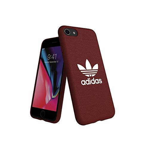 Adidas Originals Adicolor Moulded Case Coque pour iPhone 8/7/6S/6 Violet