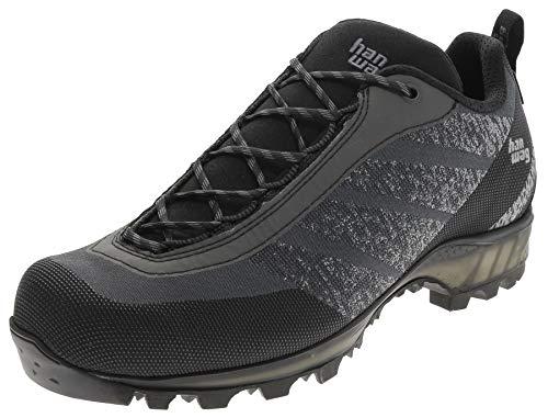 Hanwag Ferrata Light Low GTX Chaussures de trekking, Noir , Taille 43