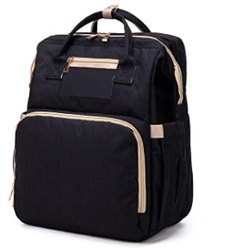 QIANJINGCQ, nueva bolsa de momia, bolsa de ocio para madres y bebés,...