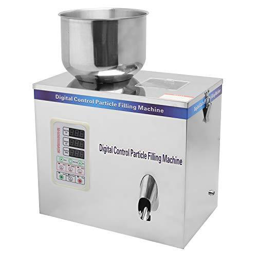 CGOLDENWALL Máquina automática de ponderación y envasado de envasado de 1 a 50 g. Máquina de envasado automático de medición. Máquina de envasado cuantitativo.