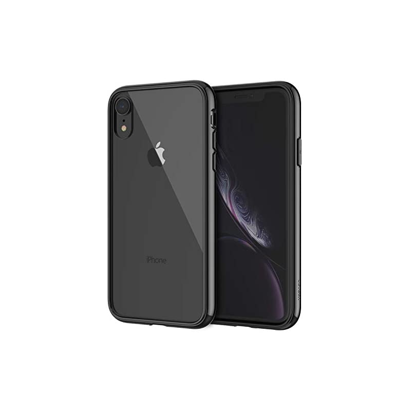 JETech Case for iPhone XR 6.1-Inch, Shockproof Bumper Cover, HD Clear