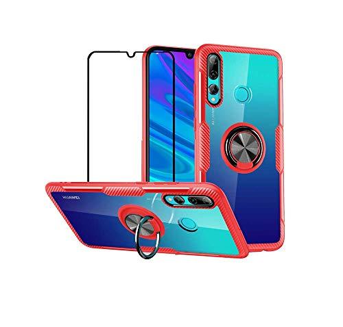 Funda para Huawei P Smart Plus 2019 / Honor 10i / Enjoy 9S Case Protector de Pantalla de Cristal…