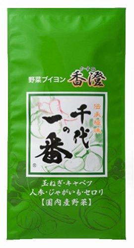 千代の一番 野菜ブイヨン 香澄 5gX10