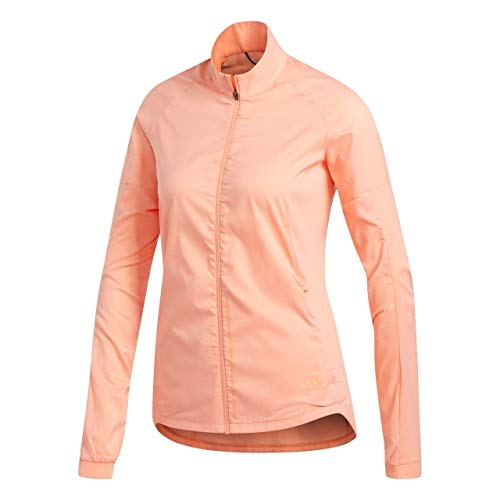 adidas Solar Jacket W, Damen M Rosa (chacor/colhtr)