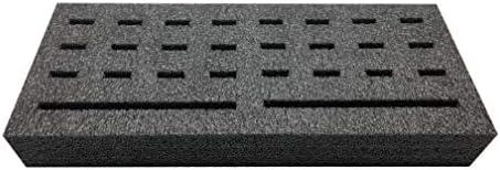 Tech Store On Universal USB Flash Thumb Memory Drive SD microSD HDD Anti Static Shockproof Organizer product image
