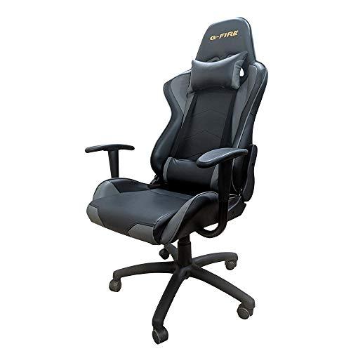 Cadeira Gamer Gc-40 G-fire - Preto/cinza