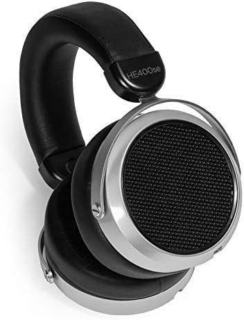 HIFIMAN HE400SE Stealth Magnets Version Planar Magnetic Wired Headphones