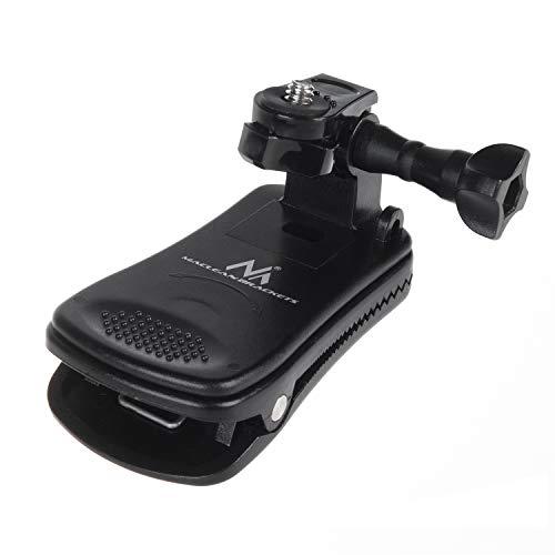 Maclean Fast Connect MC-820 universal klämhållare för sportkamera sporthållare cykel utomhus för GoPro