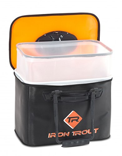 Sänger Top Tackle Systems Iron Trout Quick in Cooler Bag (Kühltasche)