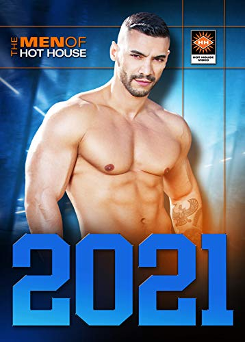 The Men of Hot House 2021: Kalender 2021 (Calendars 2021)