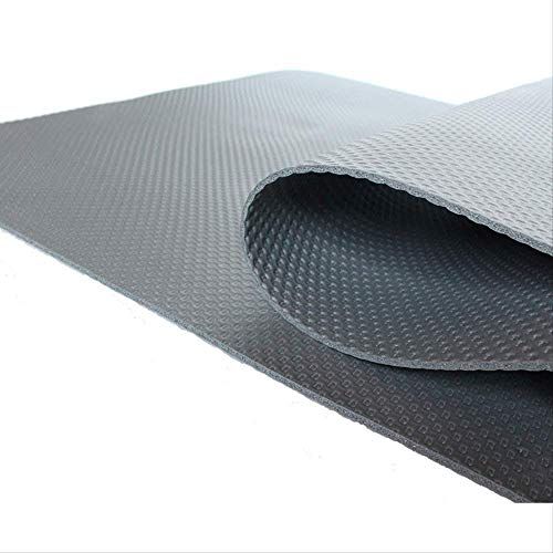 NDYD DSB - Esterilla de yoga para deportes de interior (3 mm, 185 x 80 x 0,3 cm)