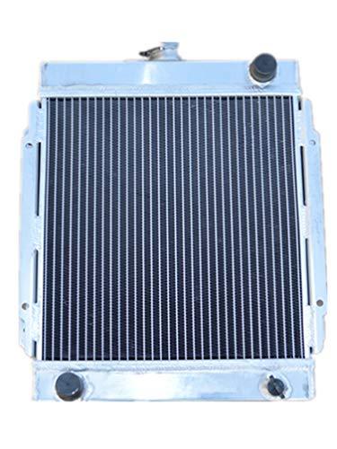 3 ROW Aluminum Radiator for DATSUN 1200 B110 A12/T 1970-1976 71 72 73 74 75