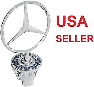 BenzOrnament Mercedes (Select 94-07 Models) Engine Lid Star Genuine Genuine Mercedes