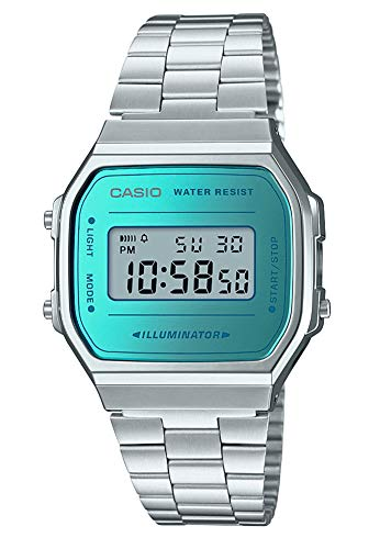 Casio Smart Watch Armbanduhr A168WEM-2EF