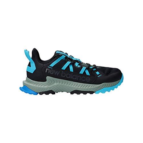 New Balance Zapatillas de Running para Hombre MTSHAMO_40,5, Color Negro, Talla 40,5 EU