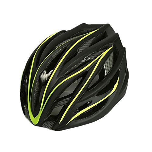 OFAY fietshelm met lichtgewicht pc-hoesje met zachte verstelbare riem en wijzerplaat voor jonge mannen en vrouwen