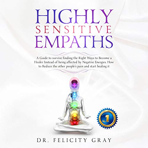 Highly Sensitive Empaths cover art