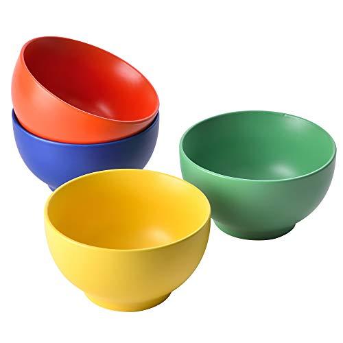 UNITED COLORS OF BENETTON. BE116 Set 4pcs bowls 650ml gres Casa Benetton
