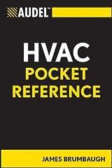 Audel HVAC Pocket Reference (Audel Technical Trades Series Book 38) Kindle Edition