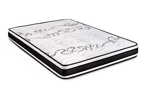 Be Zen - Materasso in memory foam, 140 x 200 cm Spessore 20 cm.