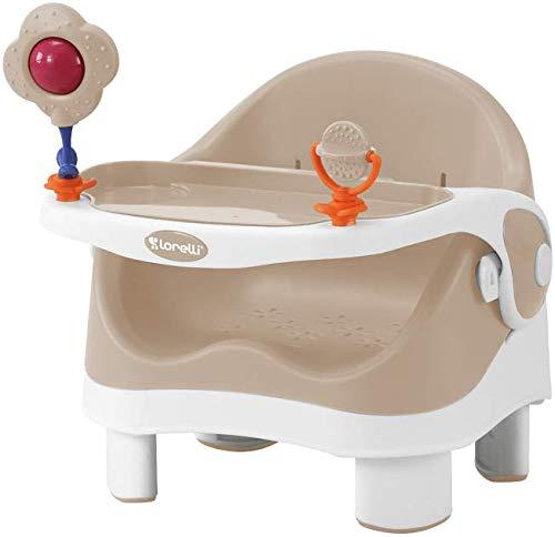 Lorelli kinderstoel PIXI, kinderstoelverhoger, booststoel beige