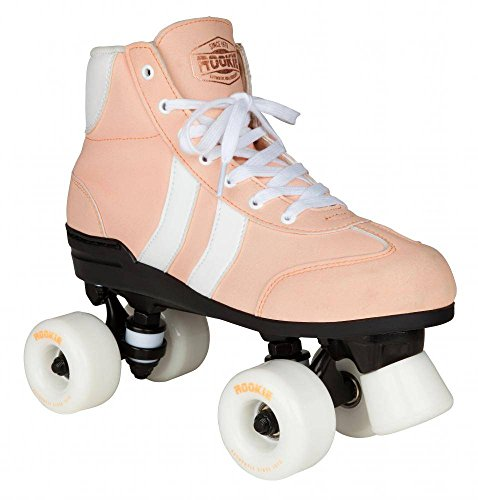 Rookie Authentic V2 Damen Skates 38 Pink/Weiß