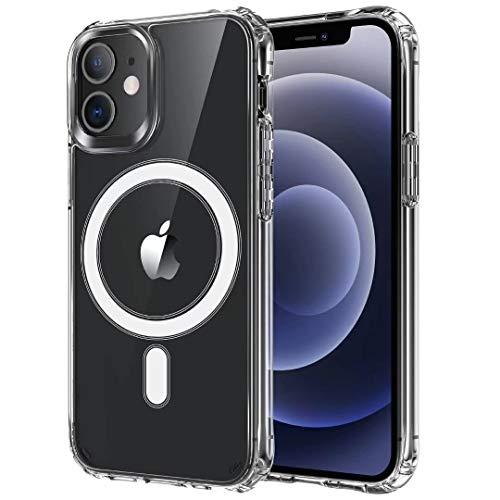 Hülle® Glanzend Hoesje Compatibel voor Apple iPhone 12 (5)
