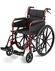 Days Escape Lite - Silla de ruedas estrecha autohinchable