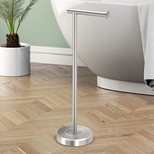 Top 10 best selling list for gatco latitude 2 standing toilet paper holder