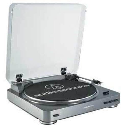 Tornamesa Automática Audio Technica AT-LP60 - Gris