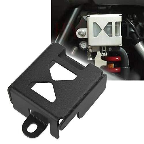 V-Strom 1000 DL1000 Protección Cubierta Tapa del Depósito Líquido del Freno Trasero para Suzuki V-Strom1000 DL 1000 2014-2019(Negro)