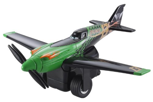 Disney Planes Pull and Fly Buddies Ripslinger