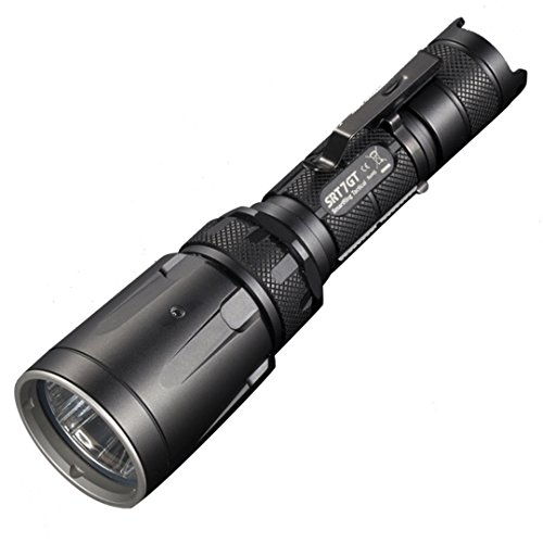 Best Tactical Flashlights: Nitecore SRT7GT